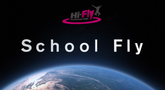 Video CREATIVE - Hi-Fly Hilden - School Fly